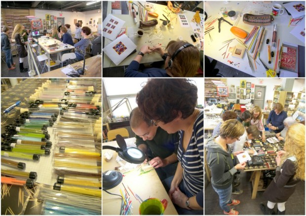 ARKmicro-mosaic workshop@Mosaikashop!