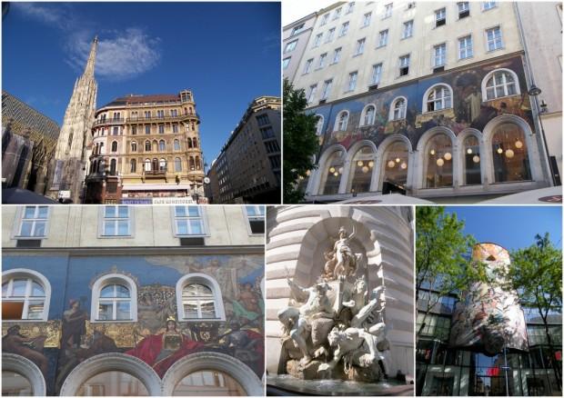 Rome and Vienna 201418