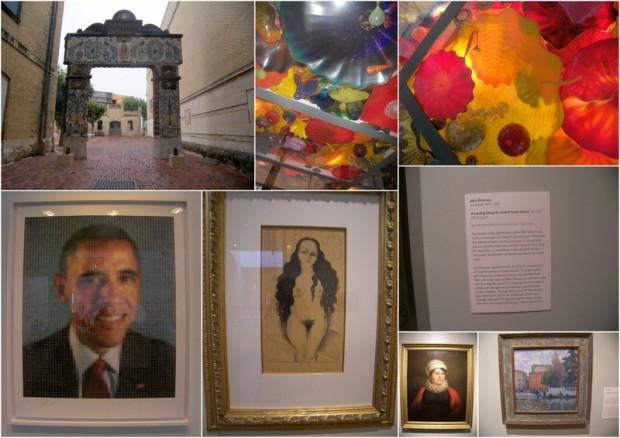 San Antonio, Texas II-Art and the Museums4