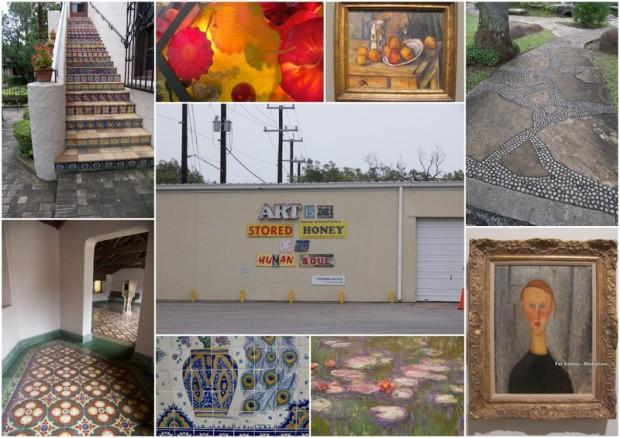 San Antonio, Texas II-Art and the Museums7