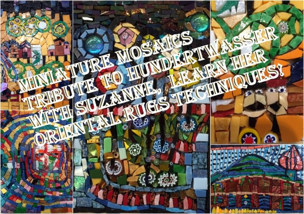 Hundertwassercollageworkshop