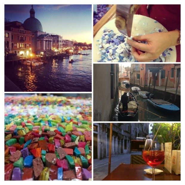 Venise-COLLAGE