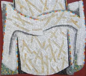 2) E.Tinarelli, trattenimento-entretien 2012 cm h 50x56 -kg 8