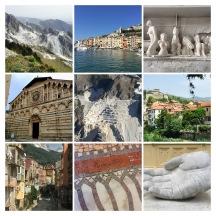 Pontremoli, Carrara, Cinque Terre, Pietrasanta